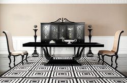 Modern Dining Table - Mistique