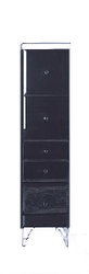 Soiree - Linen Side Cabinet 55.3