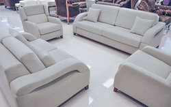 Fabric Sofa Living Room Set - ANEMON