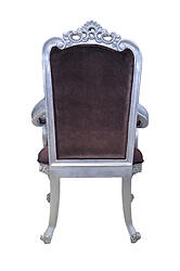 Shana Luxury Modern Velvet Arm Chair