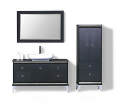 Modern Bathroom Vanity Set - Francaise II