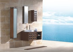 Modern Bathroom Vanity Set - Nori