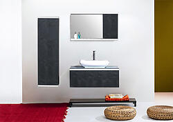 Modern Bathroom Vanity Set - Moda III