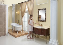 Modern Bathroom Vanity Set - Solaris