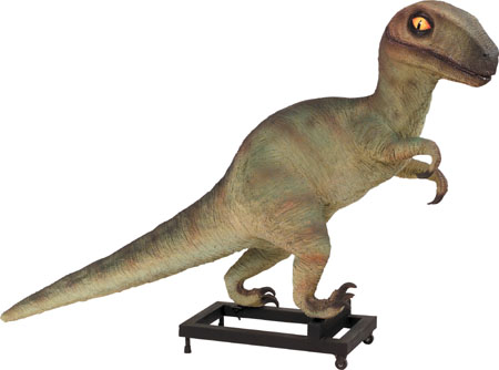 Baby T-Rex Dinosaur Life Size Statue