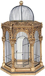 Decorative Bird Cage Birdcage Mogul