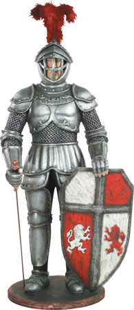Knight (6ft) Life Size Statue