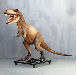 Large T-Rex Statue Life Size 11 FT