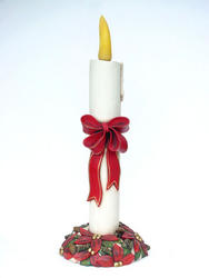 Candle With Ribbon 6FT