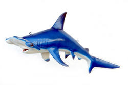 Hammer Head Shark Sculpture 4FT