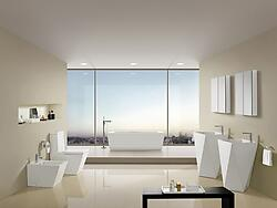 Bonfilio - Modern Bathroom Toilet 26