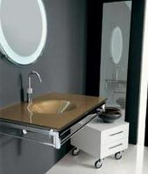 Caramel - Modern Bathroom Vanity Set 32