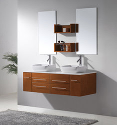 Modern Bathroom Vanity Set - Milano VI