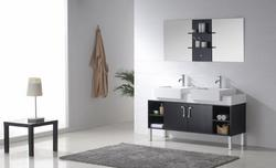 Modern Bathroom Vanity Set - Mystere
