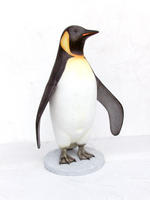 Penguin Statue Life Size 4FT