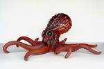 Octopus Life Size Statue 6.5FT