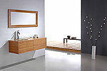 Modern Bathroom Vanity Set - Savanna