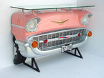 57 Chevy Car Bar Pink 1957 Chevrolet Car Bar