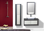 Modern Bathroom Vanity Set - Zara