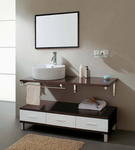Cleo - Modern Bathroom Vanity Set 47