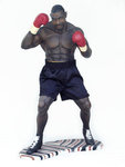 Boxer Life Size Statue