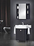 Modern Bathroom Vanity Set - Pierre