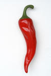 Chili Pepper Statue Red