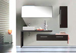 Modern Bathroom Vanity Set - Mirage