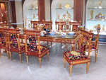 Barcelona II Dining Room Set