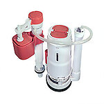 Umbri Replacement Dual Flush Valve System