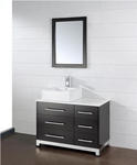 Primavera II - Modern Bathroom Vanity Set - 39.4