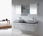 Bel Canto II Modern Bathroom Vanity Set 59