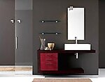Sephoria II - Modern Bathroom Vanity Set - 47.2