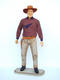 Sheriff Statue 6FT