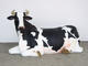 Cow Lying Life Size Statue