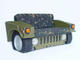 Hummer Sofa - Hum Vee Sofa in Army Camouflage