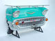 57 Chevy Car Bar Turquoise 1957 Chevrolet Car Bar