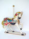 Decorative Carousel Horse All American