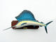 Sailfish Wall Mount Plaque Life Size