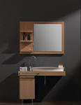 Modern Bathroom Vanity Set - Madalena
