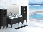 Modern Bathroom Vanity Set - Campania