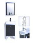 Modern Bathroom Vanity Set - Soiree IV