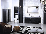 Modern Bathroom Vanity Set - Soiree V