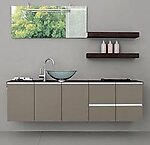 Octavia - Modern Bathroom Vanity Set 70.1