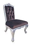 Shana Luxury Modern Velvet Chair