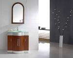 Olympia III Modern Vanity Bathroom Set
