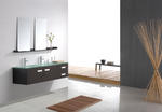 Mica II Modern Bathroom Vanity Set 63