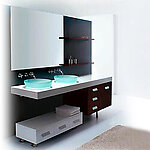 Modern Bathroom Vanity Set - Bella