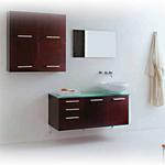 Modern Bathroom Vanity Set - Monticello