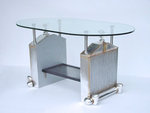 Rolls Royce Car Center Table Including Glass